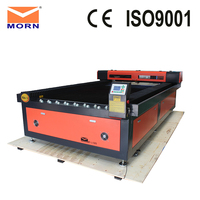 MDF wood acrylic laser cutter 80w 100w 150w CO2 CNC MT L1325 laser cutting machine 1300*2500mm working area