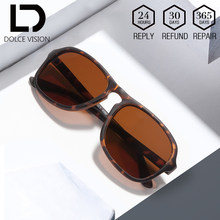 80ec7eee6f DOLCE VISION Progressive Retro Oval Graduated Optical Glasses For Men Cool  Polarized Degree Photochromic Eyeglasses Male UV400