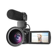 Видеокамера повышенной четкости hdv с сенсорным экраном 30 дюйма