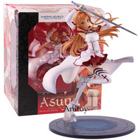 Action Figure Sword Art Online Yuuki Asuna Knights of the Blood Ver. 1/8 Scale Painted Figure PVC Collectible Model Toy