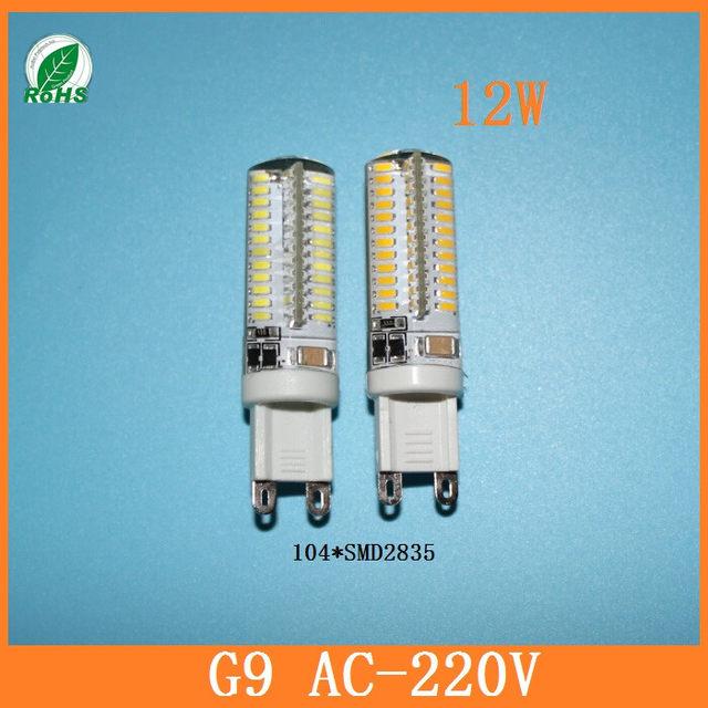 Online Shop G9 led 7W 9W 10W 12W AC220V 240V G9 led lamp Led bulb ...