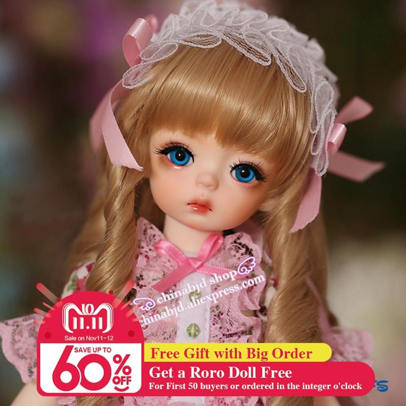 OUENEIFS Soo Miadoll BJD SD Doll 1/6 YoSD Body Model Children Toys High Quality Resin Figures Shop Cute Gift Luodoll чайник vitek vt 7021 sr 2200 вт 1 7 л нержавеющая сталь серебристый