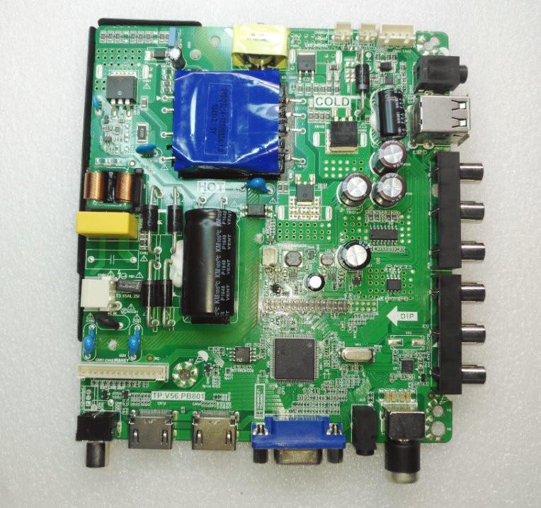TP.V56.PB801 TP.V56.PB801 LCD TV Board TV Motherboard 26-47 Inch