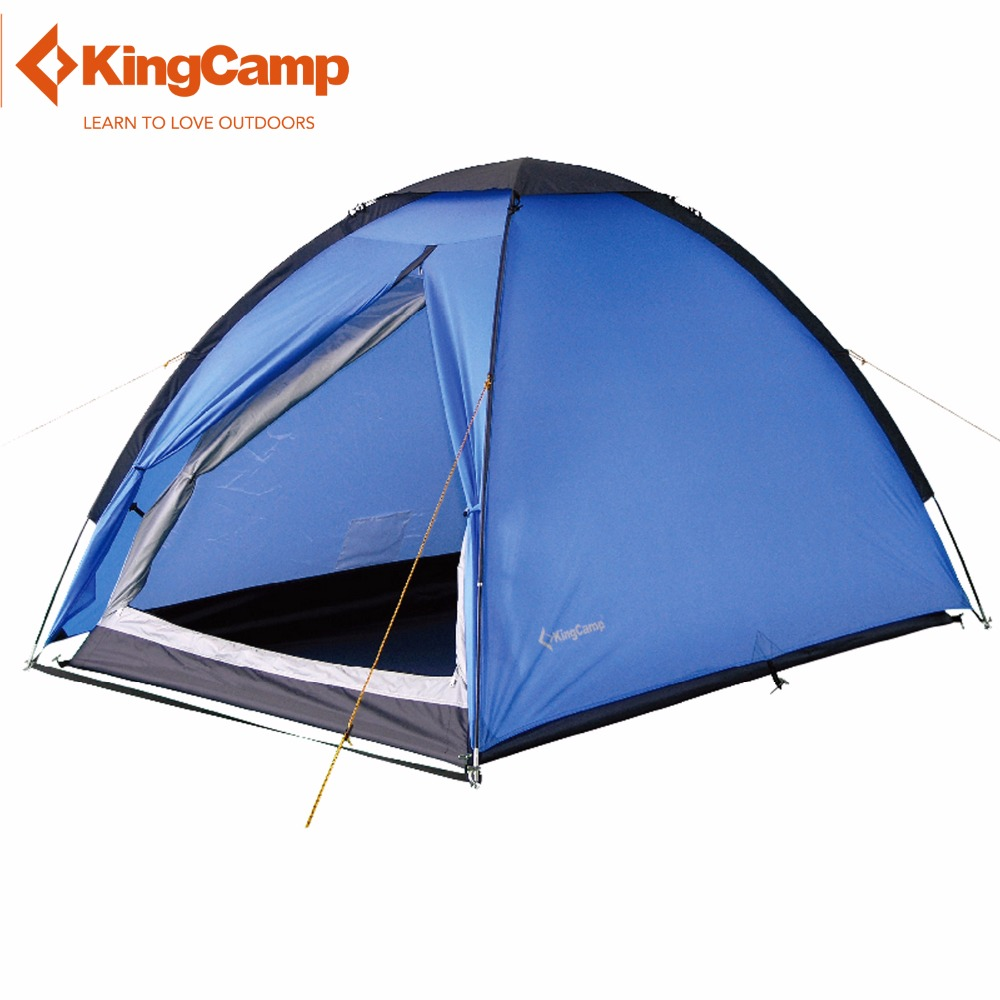 KingCamp Portable Ultralight Camping Tent Waterproof 3000mm 2-Person All Season Outdoor Tent for Hiking Trekking Backpacking пена монтажная mastertex all season 750 pro всесезонная