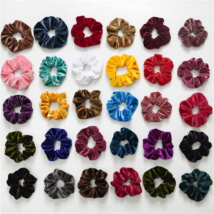 Best Value and Cheap Hair Ring Hair Hair Pin Suit Elastic Hair Bands Scrunchies Hair Hair Accessories headwear Women Ponytail H