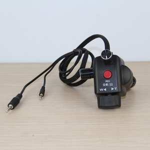 Image 3 - Free Shipping Zoom and focus control for LANC Panasonic cameras HC X1 AG UX90 HC PV100 AG AC30 AG UX180 HC X1000 AG AC90 AU EVA1