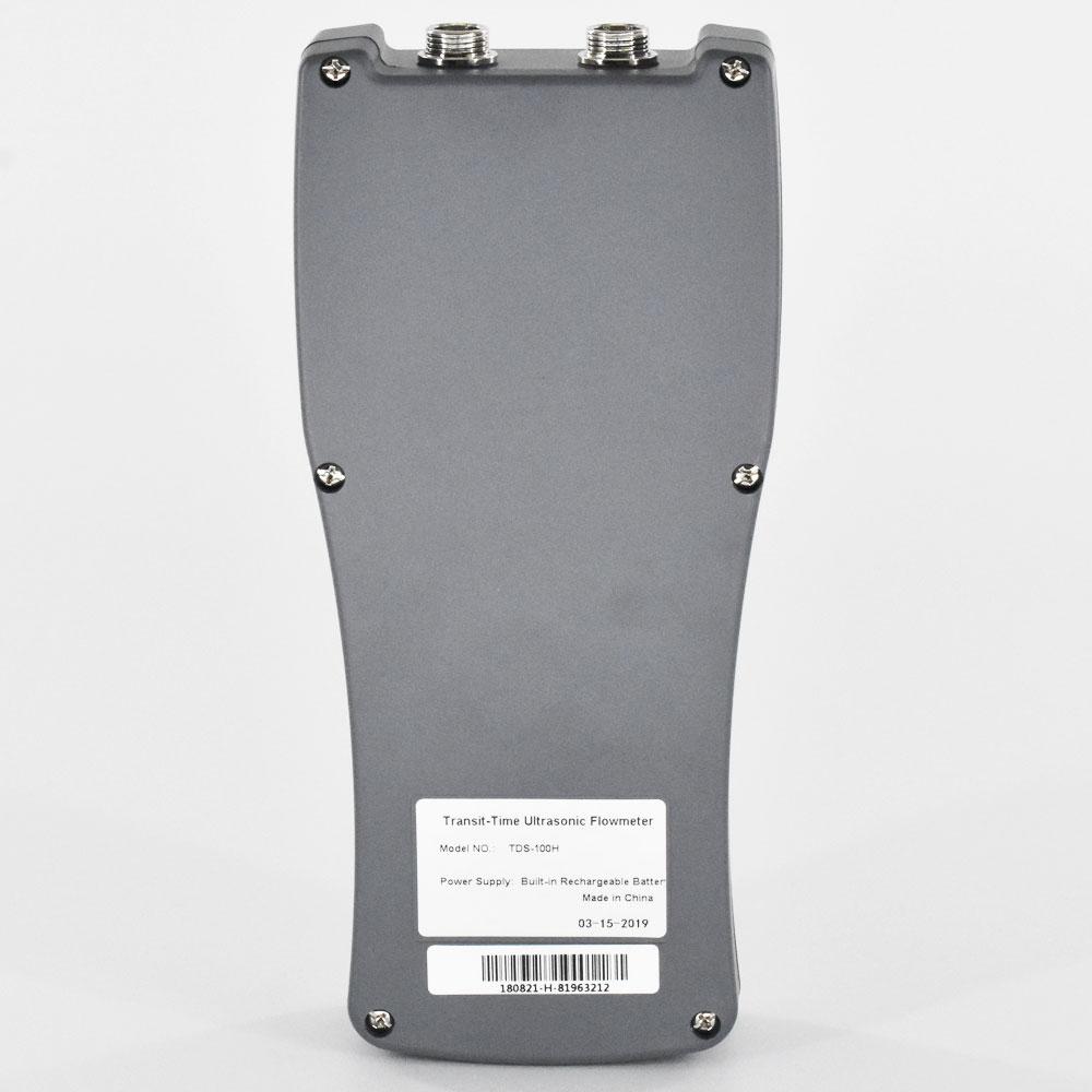Portable Digital Ultrasonic Liquid Flowmeter Handheld flow meter TDS 100H  DN50 700mm M2 Transducer-in Flow Meters from Tools