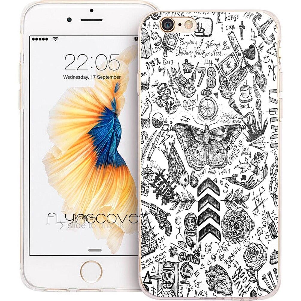 coque iphone 7 tatouage