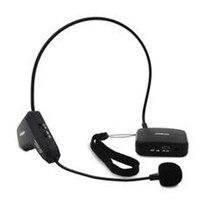 New Portable Mini Voice Booster Amplifier Changer Mic Headset Microphone Waistband Megaphone Loudspeaker
