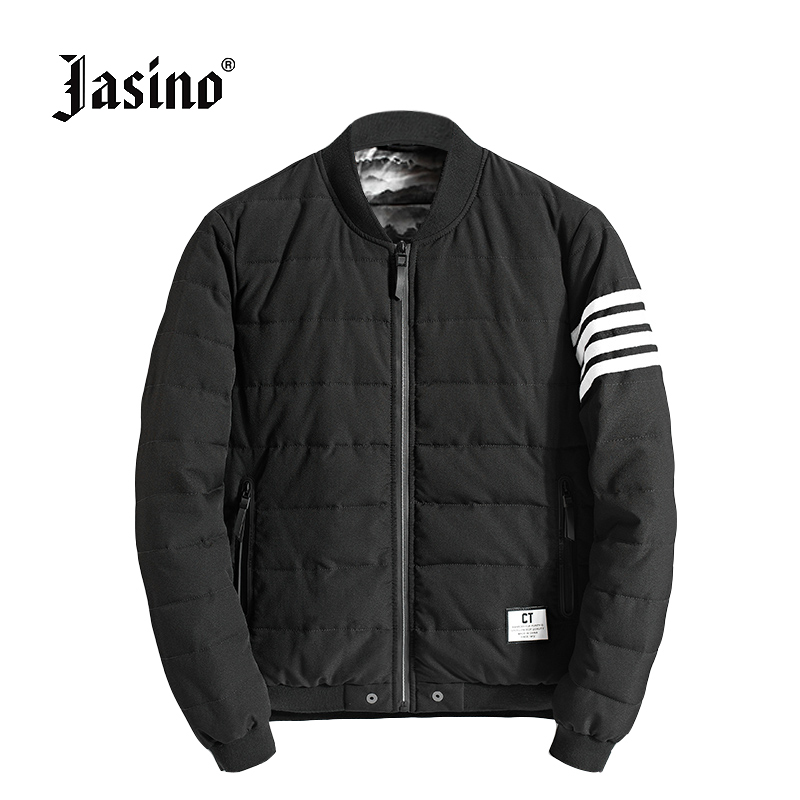 Jasino brand british casual men winter warm coats quilted <font><b>jackets</b></font> men parkas <font><b>bomber</b></font> <font><b>jackets</b></font> coats male quilted coats