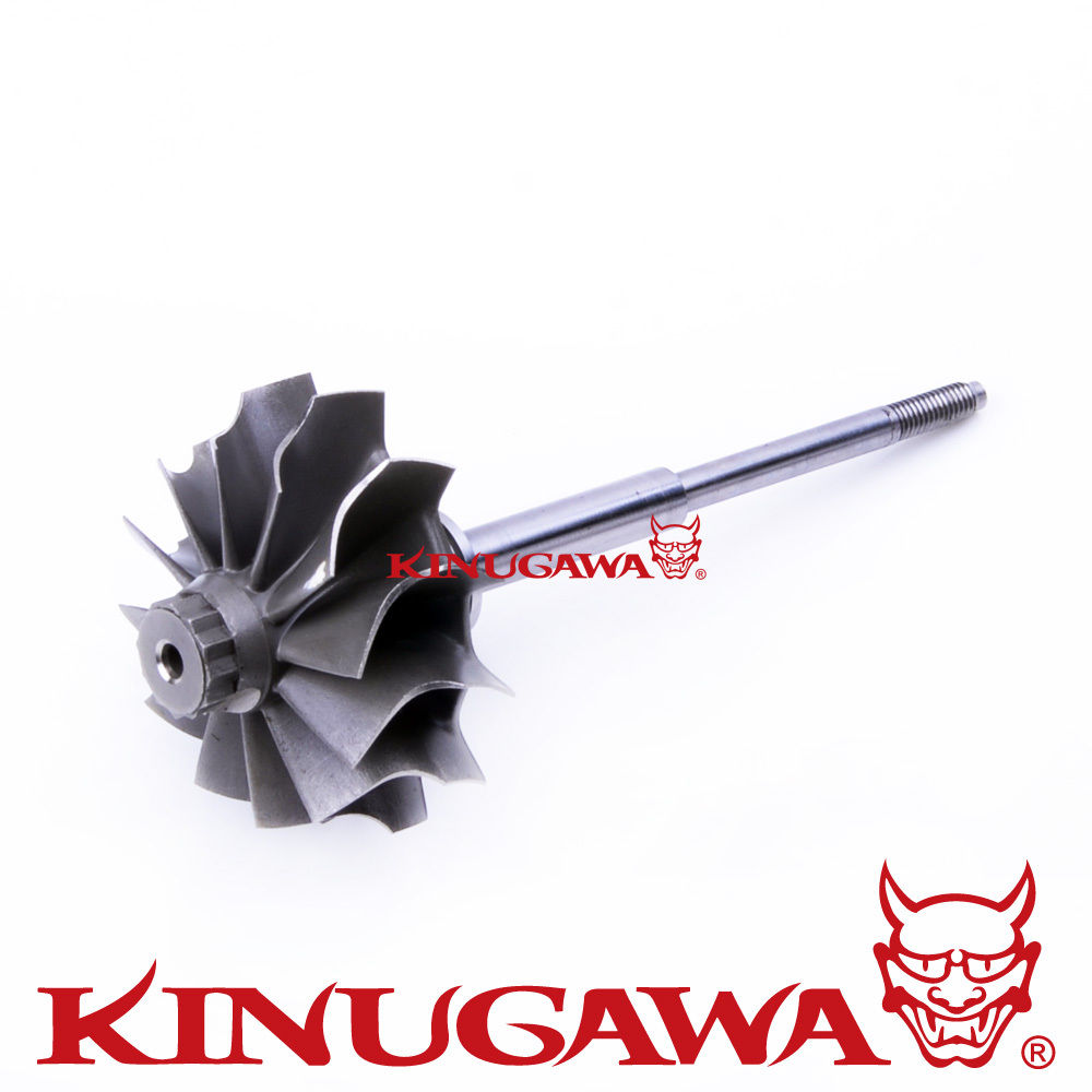 Kinugawa Turbo Turbine wheel for Mitsubishi TD04H for VOLVO 740 940 TD04H-13C kinugawa turbo oil