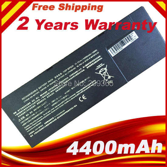 Sony vgp-bps24 vgp-bpl24 bps24 bpl24 мАч ноутбука батарея для 4400 VGP VAIO SA/SB/SC/SD/SE VPCSA/VPCSB/VPCSC/VPCSD