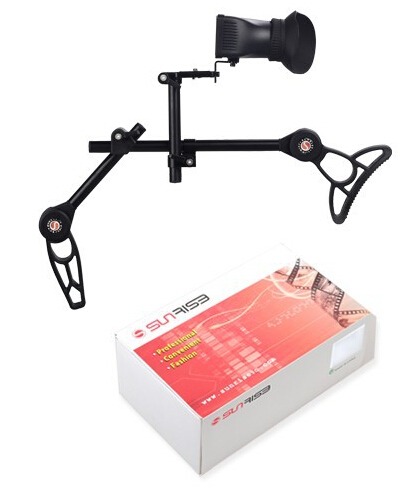 SUNRISE A7S Cheap Dslr rig shoulder mount rigs steady Video camera steadicam stabilizer steadycam support movie shooting kit aluminum alloy handgrip holder dslr rig shoulder support mount movie kit set camera stabilizer dslr rig easy for shooting camera