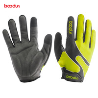 Cycling Gloves 4 Colours Full Finger Touch Screen Windproof Bike Gloves Outdoor Sports Hiking Riding Motocycle