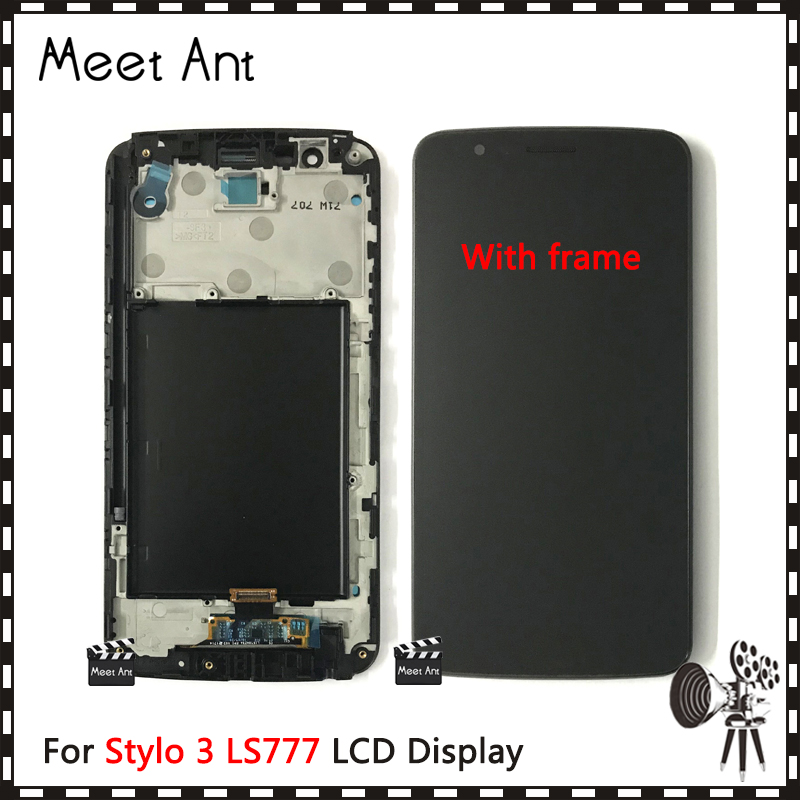 High Quality 5.7 For LG Stylo 3 LS777 LCD Display Screen With Touch Screen Digitizer AssemblyHigh Quality 5.7 For LG Stylo 3 LS777 LCD Display Screen With Touch Screen Digitizer Assembly