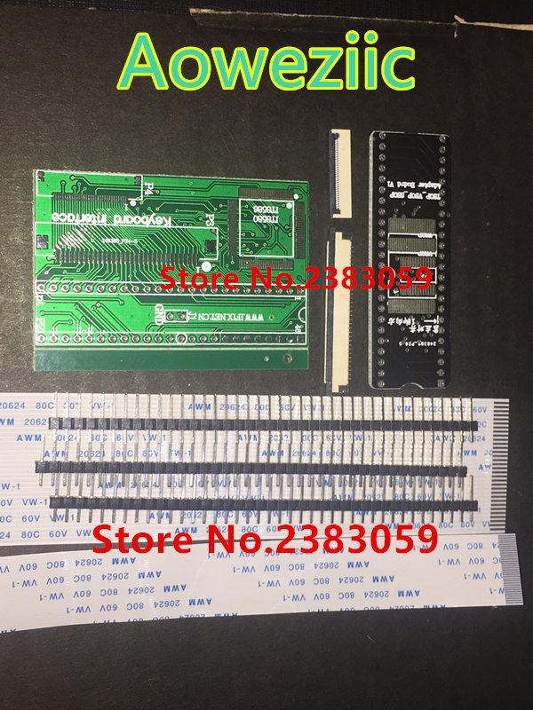 Aoweziic  PEB-1 Expansion board Support IT8586E IT8580E 29/39/49/50 series 32/40 /48 feet BIOS