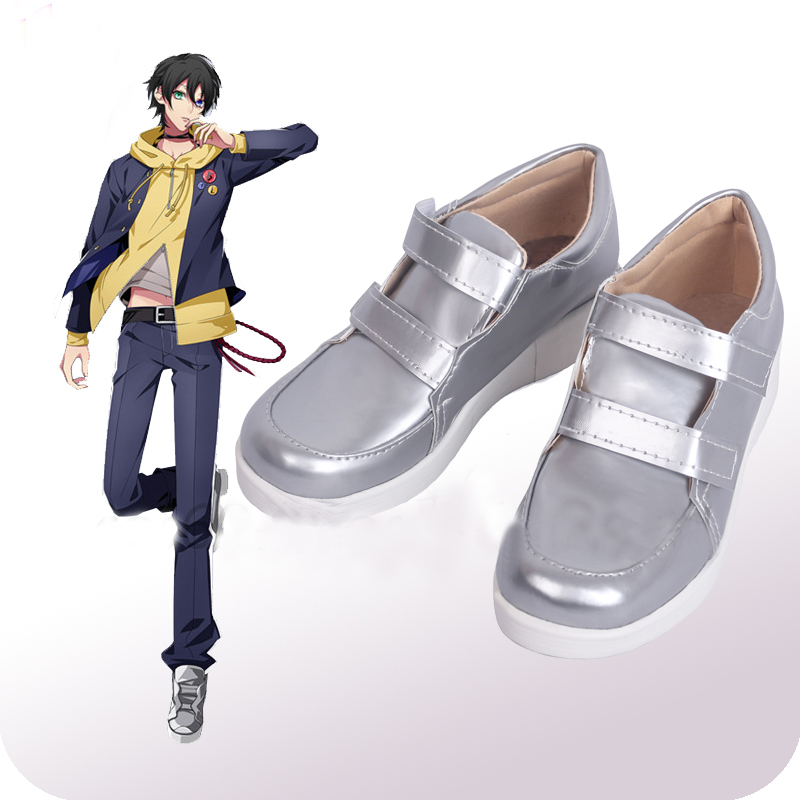 Hypnosis Mic Division Rap Battle Saburo Yamada MC.L.B Cosplay Shoes Boots Halloween Carnival Cosplay Costume Accessories