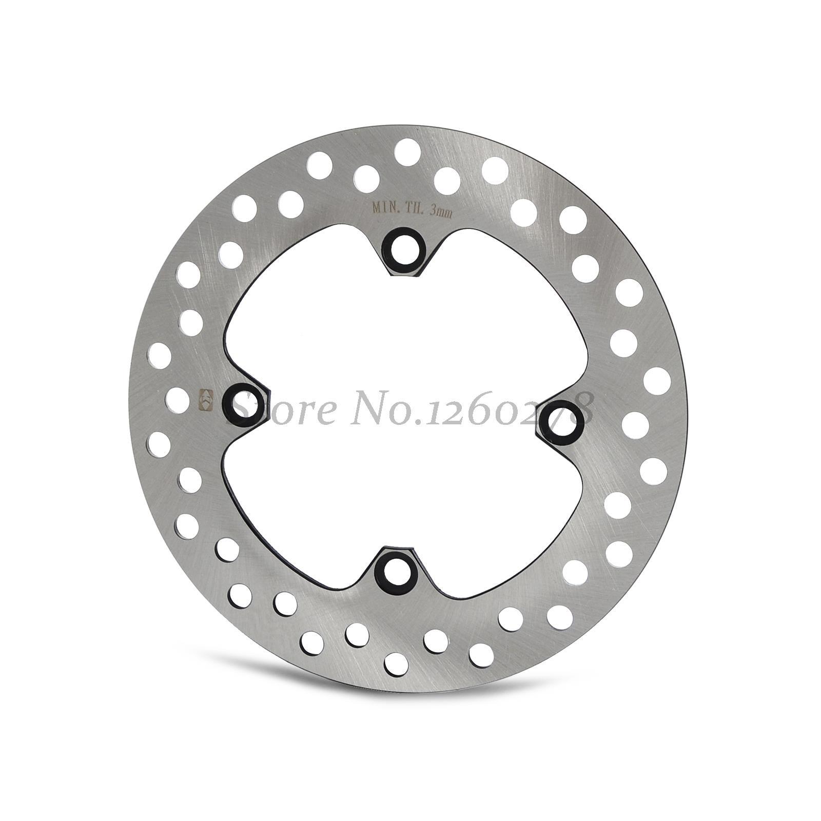 New Motorcycle Rear Rotor Brake Disc For Kawasaki Suzuki 400CC Honda CBR 125 XR 250 XR