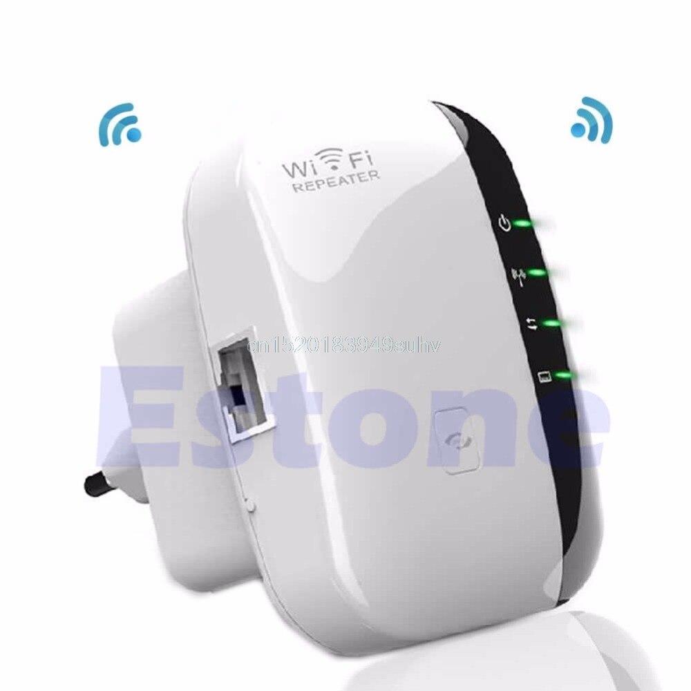 Новый сигнал Extender 300 Мбит/с Беспроводной-n AP диапазон 802.11 Wi-Fi ретранслятор си ...