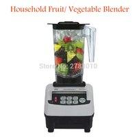 Электрическое молоко встряхиватель с кнопкой втулки бытовой фруктовый/Овощной блендер Регулируемый из нержавеющей стали пищевой смесител