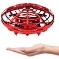 K36 UFO Интеллектуальная Индукционная летающая тарелка инфракрасная подвеска автомобиля вращающийся самолет игрушка подарок для мальчиков