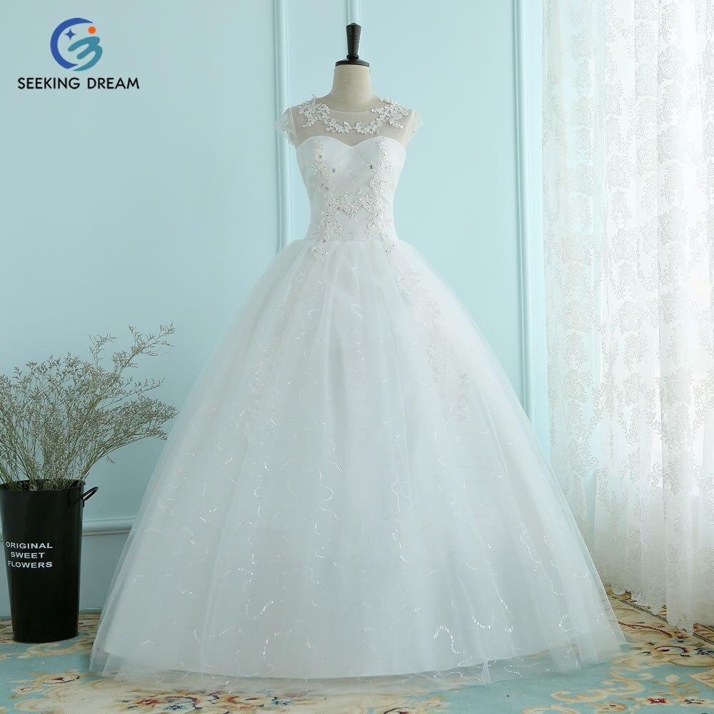 Stunning Vestido Novia Barato Online Gallery - Wedding Ideas ...