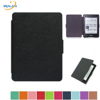 """New arrival Smart Leather Case For Kobo Glo HD Kobo Touch 2 eReader 6"""" (not Clara HD N249) Magnetic Auto Sleep Wake Up Cover+pen Tablets & e-Books Case Computer & Office -"""