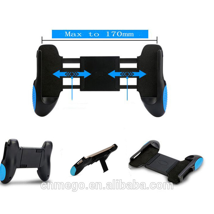 Mobile Phone Game Holder Smartphone Joystick Grip for 3.5~6 Inch Equipment