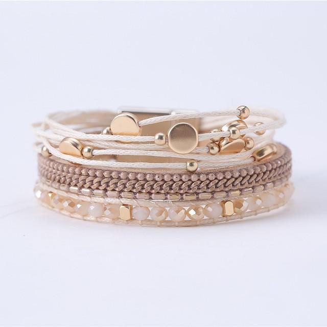 Bracelet Pierre De Lune Soleil