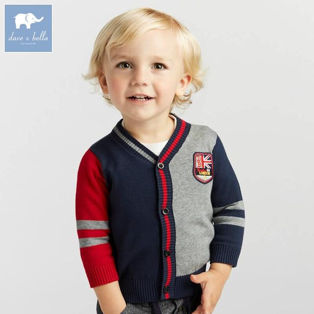 b30f60171be9 DB8432 dave bella autumn infant baby boys fashion cardigan kids ...