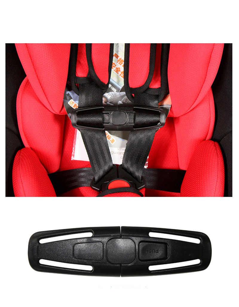 جديد وصول الطفل مقعد السيارة كاميرا الكتف الرقبة حزام-حزام تسخير الصدر مشبك مشبك قفل النايلون r440