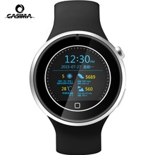 Smartwatch relojes hombre 2017 Waterproof HD Screen Sports Aiwatch Support SIM Card call Monito for IOS Android CASIMA clock