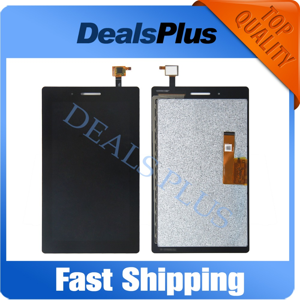 Replacement New LCD Display + Touch Screen Assembly For Lenovo Tab 3 7.0 710 Essential Tab3 TB3-710 TB3-710F TB3-710L 7inch lcd display with touch screen digitizer for lenovo tab 3 7 0 710 essential tab3 710 tb3 710l tb3 710i tb3 710f lcd display
