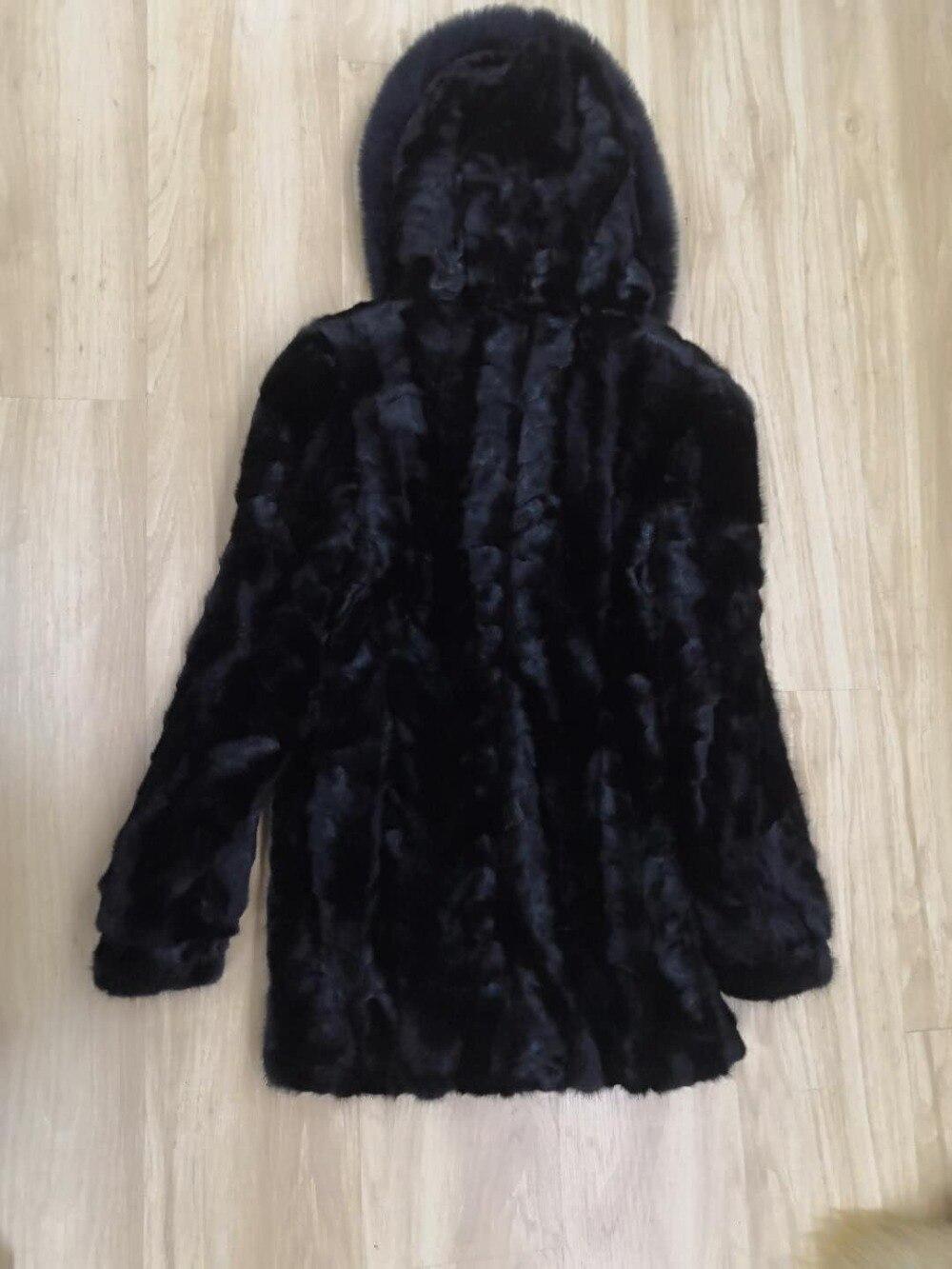 2018 real норковые шубы женские зимняя куртка