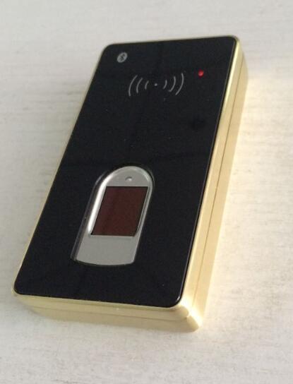 Livraison gratuite KO-ZM21 SDK USB BLUETOOTH lecteur d'empreintes digitales ANDROID lecteur biométrique WIN7