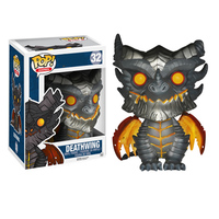 FUNKO POP New Arrival Game WOW Deathwing Vinyl Action Figures Collection Model Toys for Children Birthday Kids Gifts