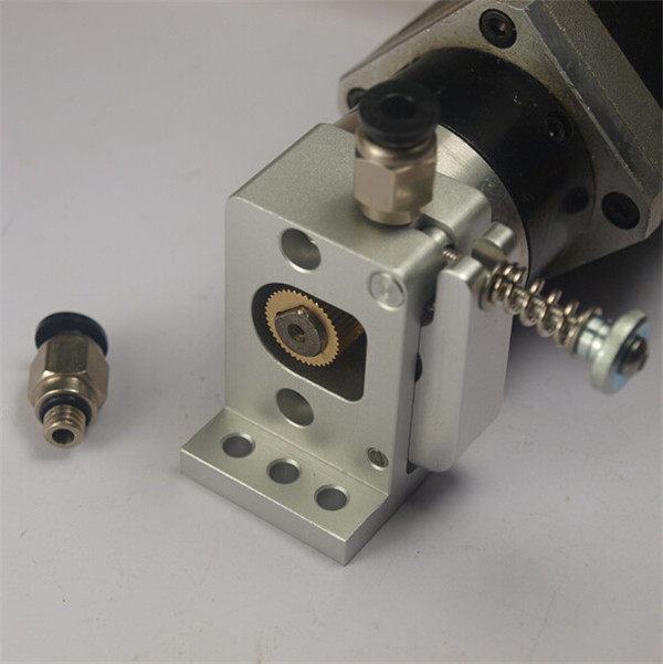 Horizon Elephant  Reprap all metal planetary motor direct/bowden extruder for DIY 3D printer parts for 1.75 mm filament(NO plane 3d printer accessory aluminium alloy for reprap bowden extruder parts for1 75mm filament 0 4mm nozzle