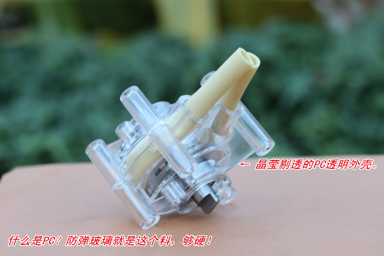 Large flow rate peristaltic pump vacuum pump suction pump strong dosing pump head by GROTHEN