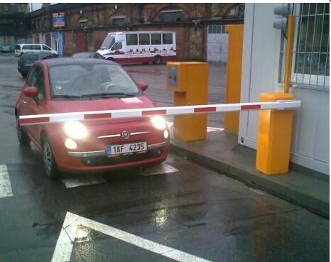 car paring barrier