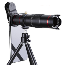 Universal Cell Phone Camera Lens,22 Times Mobile Telephoto Telescope Head,for most smart mobile phone
