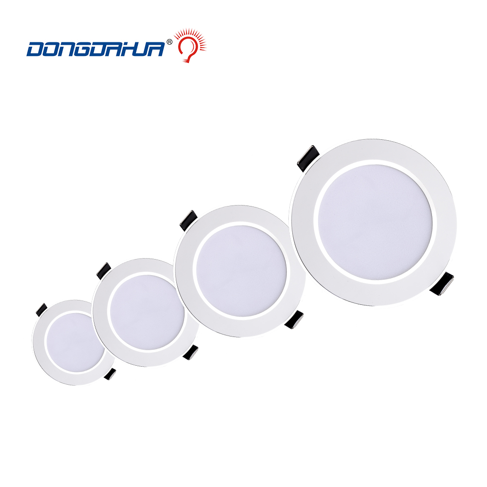 Downlights LED Spot Led Recessed SMD Down Light 12W 9W 3W 5W 7W Spot Light Home Ceiling Lamps ,Warm White/cold White,2pcs/lot
