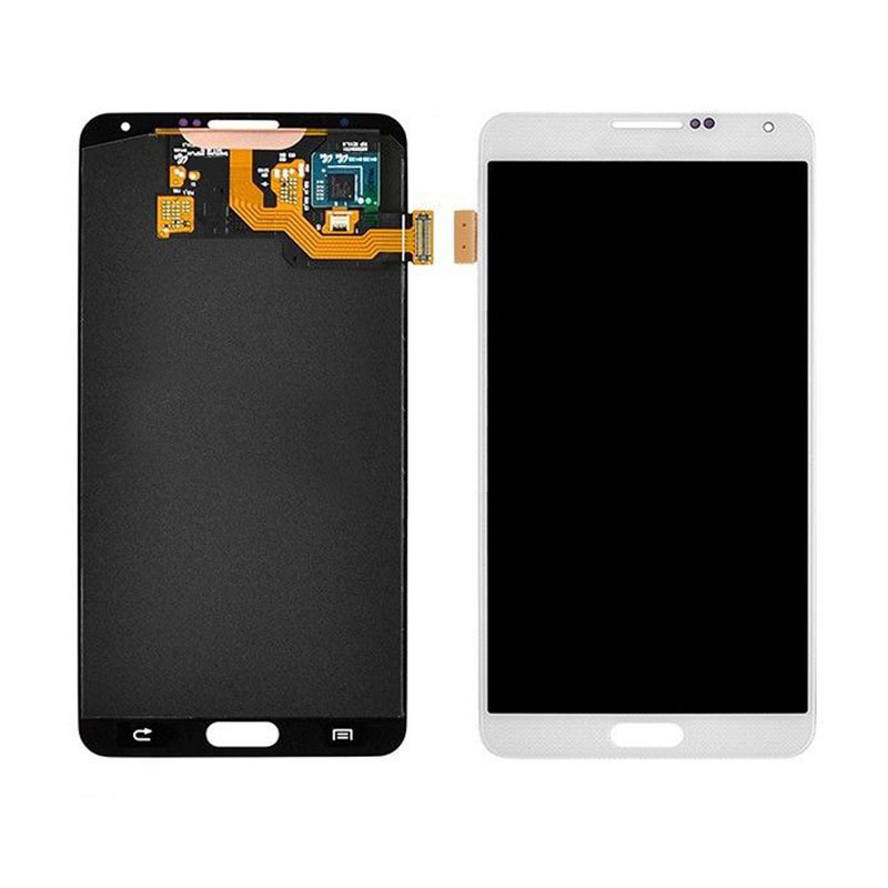 LCD Display Touch Screen Digitizer Assembly For Samsung Galaxy Note 3 N900 N9005 White Free Shipping