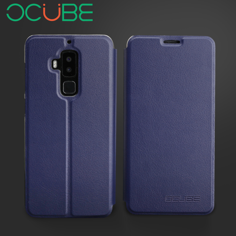 "Ocube HOMTOM S8 leather case cover Special Protective Flip PU Leather Case For 5.7"" HOMTOM S8 mobile phone"