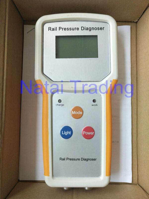 RPD100 common rail druck tester für Bosch Delphi Denso sensor test werkzeug diagnose werkzeuge