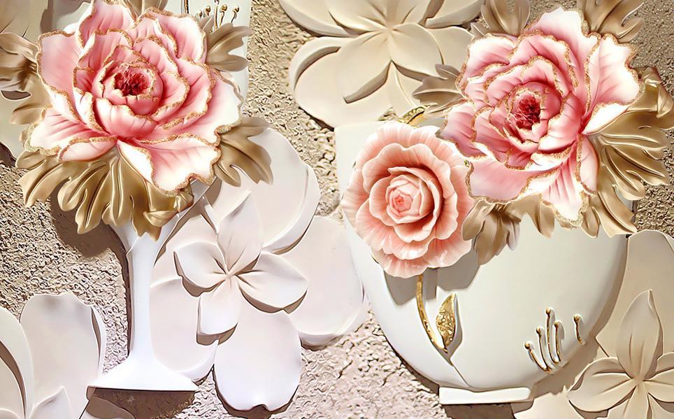 Download 98 Koleksi Wallpaper 3d Flower Gratis Terbaik