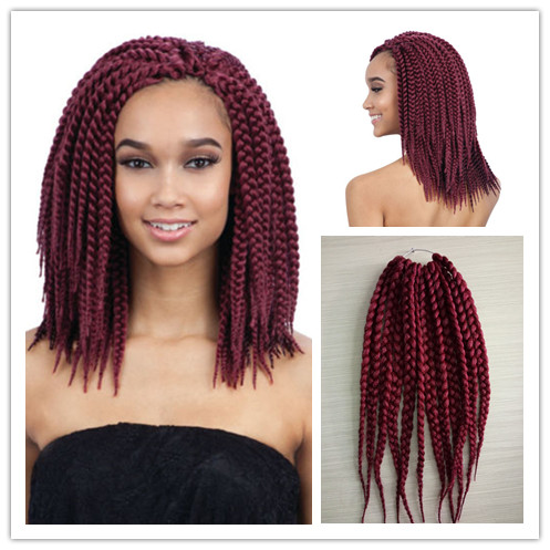 Crochet Box Braids In A Bob : Box Bob Promotion-Shop for Promotional Box Bob on Aliexpress.com
