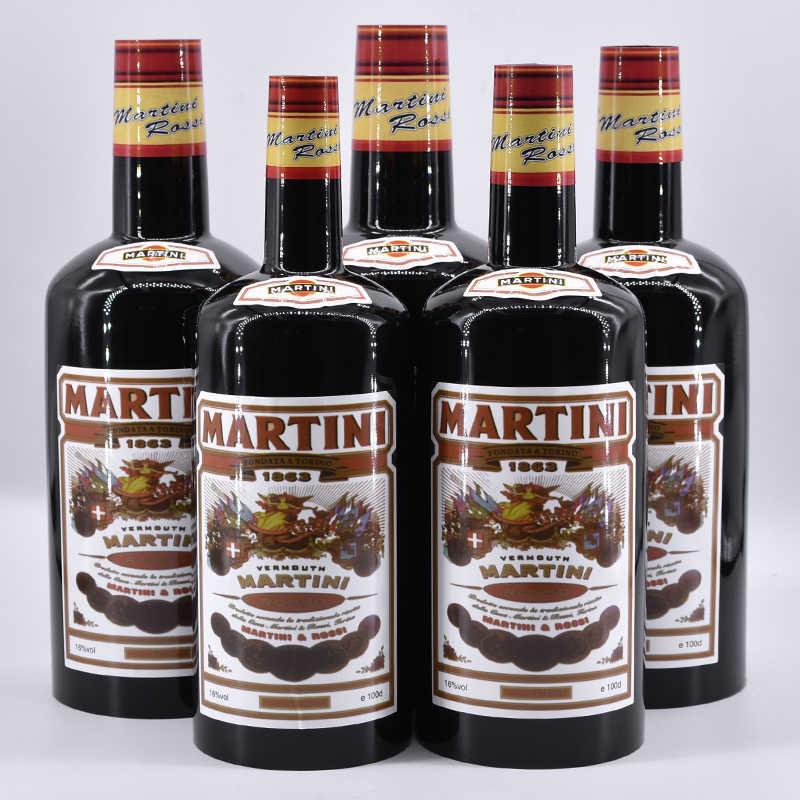 Размножающиеся бутылки 10 бутылок черный (влитая жидкость) магический трюк Забавный сценический волшебный Иллюзия ментализма закрыть магический фокусы Показать