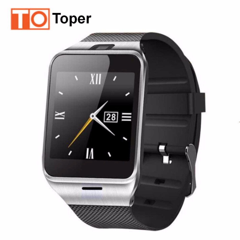 Bluetooth smart watch gv18 smartwatch para iphone 4/4s/5/5s/6 samsung s4/note/s6