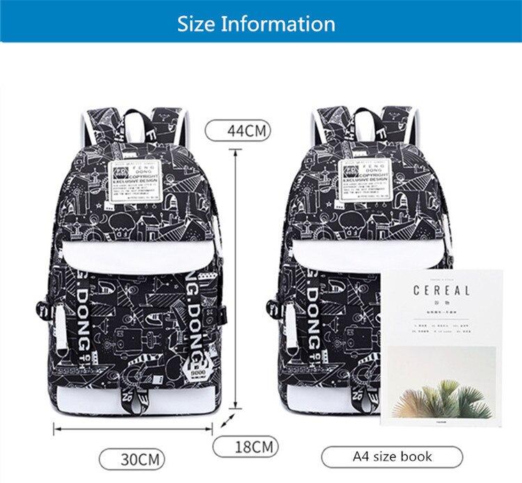 school backpack for boy