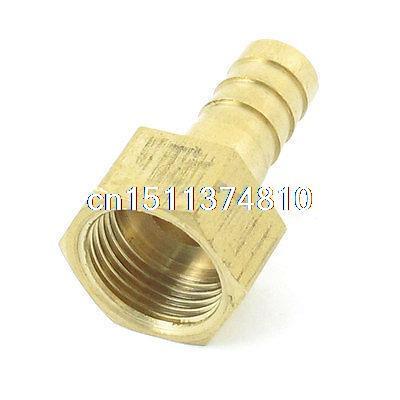 """Laiton ton 3/8 """"PT filetage 10mm Air gaz tuyau raccord raccord coupleur connecteur"""